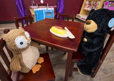 Owl Bear Bread Party