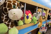 WeeBee Toys Stuffed Animal Zoo