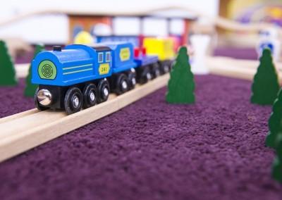 Wooden Train 2